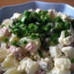 Калорийность зимнего салата и способы ее снизить для похудения