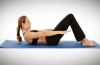 Калланетика для мышц живота: упражнения