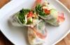 Калорийность рисовой бумаги и диетические рецепты с ней
