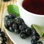 Чем полезен сок рябины черноплодной для похудения?