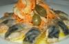 Какова калорийность соленой скумбрии и можно ли ее есть, не опасаясь за фигуру??
