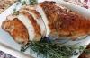 Лучшая идея диетического обеда — запеченная куриная грудка и ее калорийность
