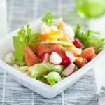 Салатная диета: особенности диеты