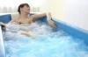 Как правильно делать водный массаж для похудения?