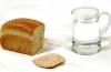 Безопасность для здоровья диеты «хлеб и вода»: отзывы и рекомендации