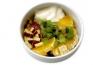 Диетический фруктовый салат из бананов и апельсинов — это возможно!