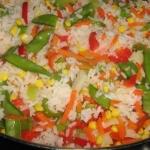 Диета с рисом и овощами: составляем меню