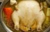 Вареная курица: диета на вареной курице
