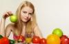 Составляем сбалансированное меню для похудения