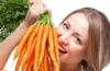 Вам понравится диетический салат из моркови и лука!