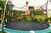 Акробатика на батуте и похудение