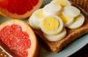 Эффективность диеты на грейпфрутах и яйцах: отзывы