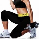 Спортивные бриджи для похудения: планируем подходящую нагрузку