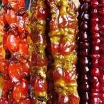 Выбираем низкокалорийные сладости для диеты: калорийность чурчхелы
