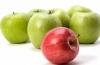 Как похудеть на кефире и яблоках: диета без осечек!