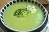 Сколько калорий содержит диетический суп-пюре из брокколи?