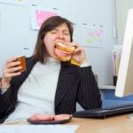Как похудеть на работе: упражнения