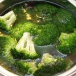 Салат из капусты брокколи рецепты