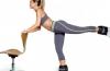 Упражнения для средней ягодичной мышцы: как накачать?