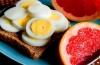 Яичная диета на 2 недели: разрешенные блюда
