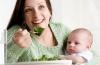 Диета для кормящих мам: как похудеть, не навредив крохе?