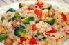 Диетические блюда из пропаренного риса: калорийность, польза и вред