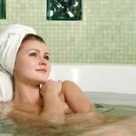 Как принимать солевые ванны для похудения?