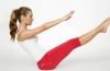 Лучшие упражнения пилатес в домашних условиях