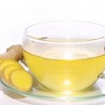 Как правильно пить имбирный чай чтобы похудеть?