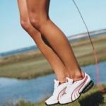 Сколько калорий сжигается при прыжках на скакалке за 5 минут?