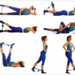 Упражнения на похудение с Ляйсан Утяшевой: программа тренировки