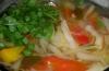 Боннский суп: калорийность основных продуктов