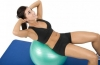 Комплекс упражнений на мяче для похудения в домашних условиях