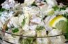 Диетический итальянский салат из бананов и яблок: секрет приготовления