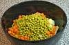 Диетический суп пюре из горошка зеленого: приготовление