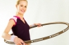Как правильно крутить обруч для похудения?