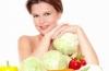 Похудение с помощью диеты на капусте: отзывы