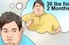 Как скинуть 30 кг: интенсивное похудение за 3 месяца