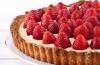 Клубничный пирог диетический: рецепт