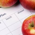 Месячная диета: принципы питания