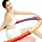 Как правильно крутить хулахуп для похудения?