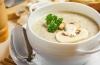 Диетический суп-пюре из шампиньонов: калорийность и рецепт