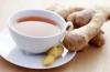 Приготовление имбирного чая для похудения