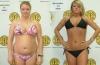 Истории похудения в фотографиях