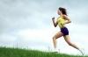 Бег для похудения: таблица
