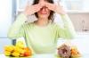 Лишний вес зависит от запретов на еду?!