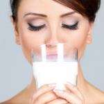 Молоко помогает похудеть