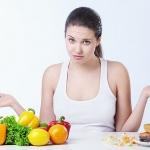 Что не нужно есть, пытаясь похудеть. Как быстро похудеть без диет