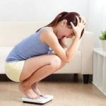 Почему вес стоит на месте, несмотря на диету?