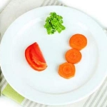 Легкий способ похудеть — половина обеда